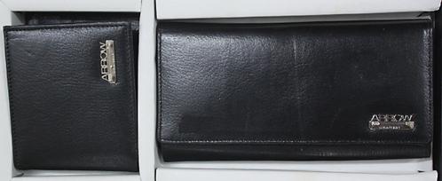 Arrow Leather Wallet Combo