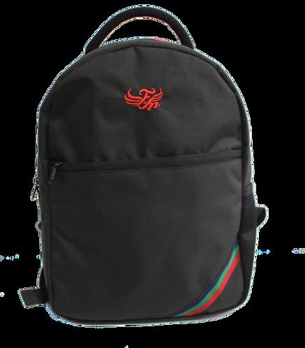 FM Black Laptop Bag