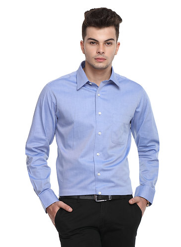 Arrow Unstainable Light Blue Shirt
