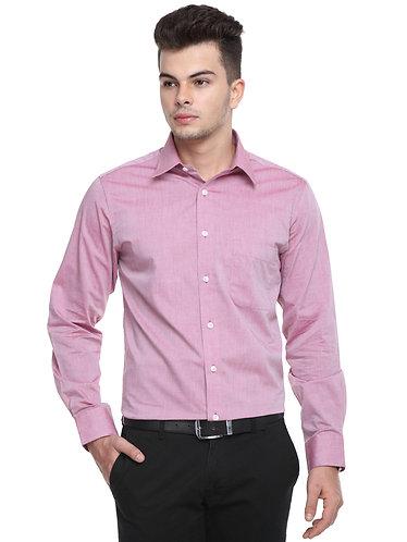 Arrow Easy care Light Pink Shirt