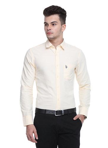 USPA Light Yellow Shirt