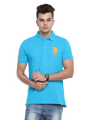 USPA Men's/Women's Ice Blue Tshirt