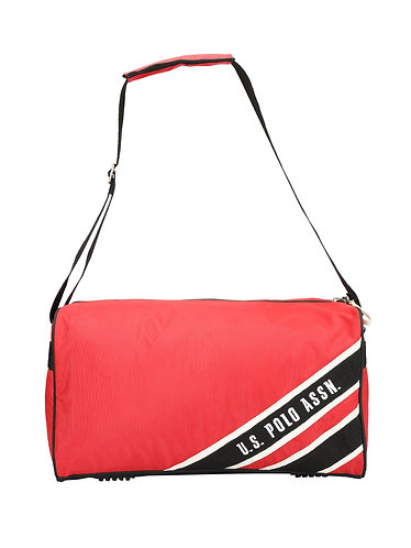 US Polo Red Duffle Bag
