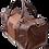 Thumbnail: Arrow Brown Duffle Bag