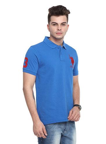USPA Men's/Women's Royal Blue Tshirt