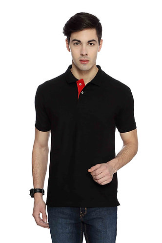 IZOD Men's/Women's Black Tshirt
