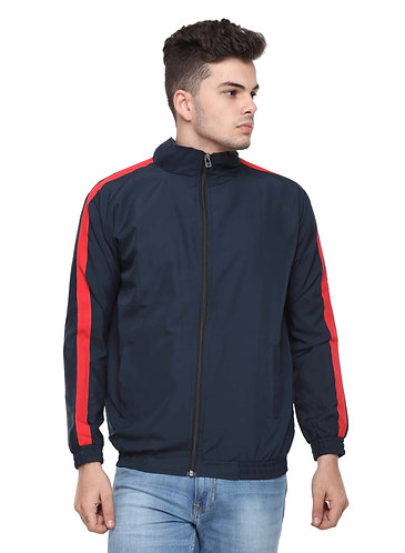 Flying Machine Navy Blue Jacket
