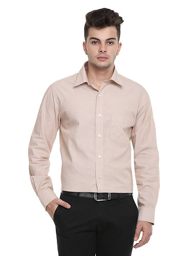 Arrow Easy care Biscuit Shirt