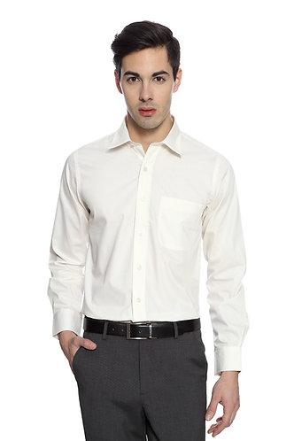Arrow Easy care Cream Shirt