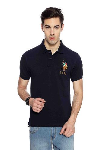 USPA Men's Black Tshirt