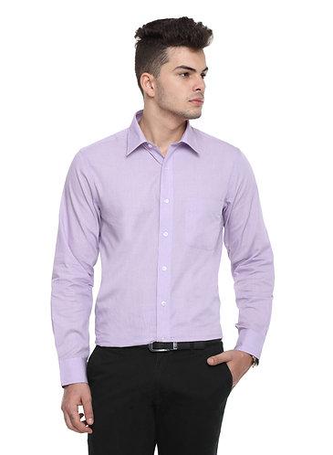 Arrow Easy care Lavender Shirt