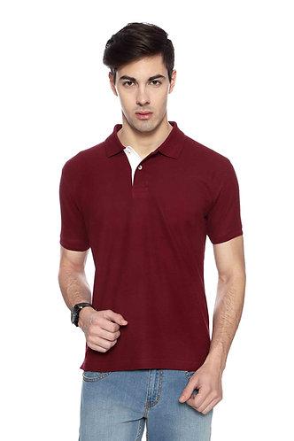 IZOD Men's/Women's Maroon Tshirt