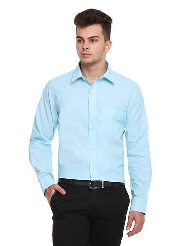 Arrow Easy care Sea Blue Shirt