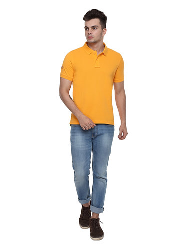 USPA Men's/Women's Apricot Tshirt