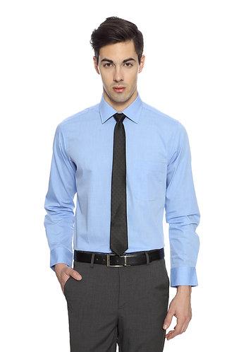 Arrow Blue Linen Shirt