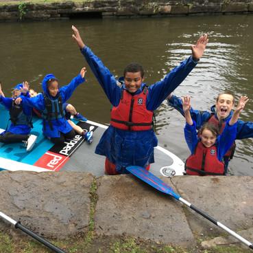 Water Adventure Centre trip July 2018
