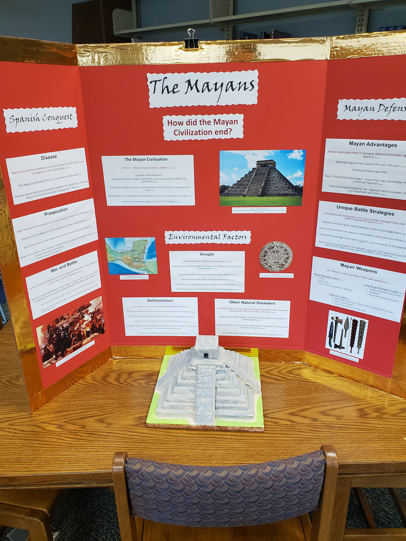 Honors World History Project