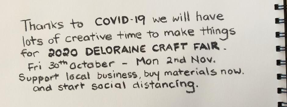 2020 Deloraine Craft Fair