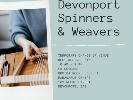 Devonport meetings are coming back!