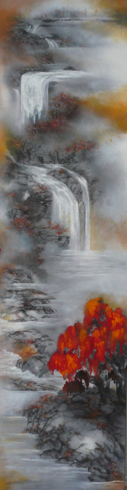 Journey of the Water 153 x 41cm