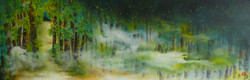 Forest Path 41 x 122cm