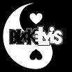 Black Elvis Yin Yang Badge.png