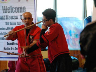 The New Wave of Martial Arts