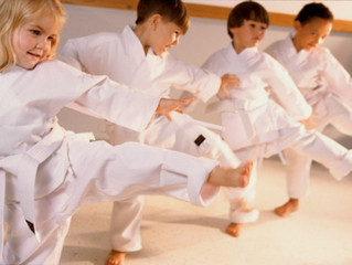 How To Be A Good Martial Arts Parent
