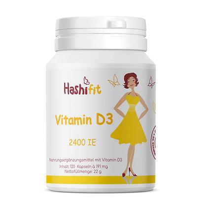 Vitamin D3 - 2400 IE