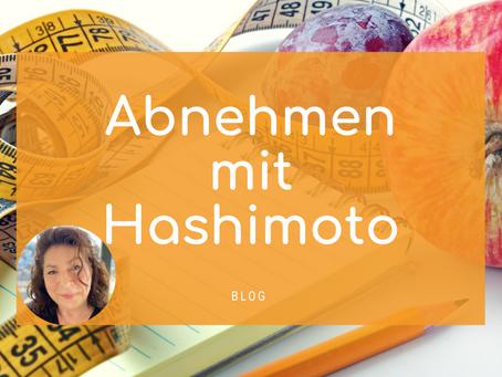 Abnehmen mit Hashimoto