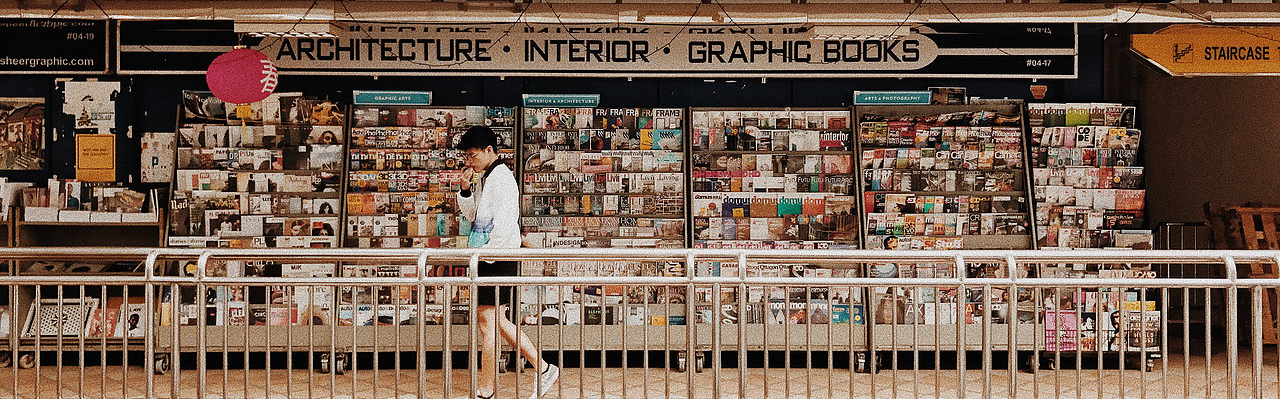 Books, Culture & Art | Singapore | Bras Basah Complex