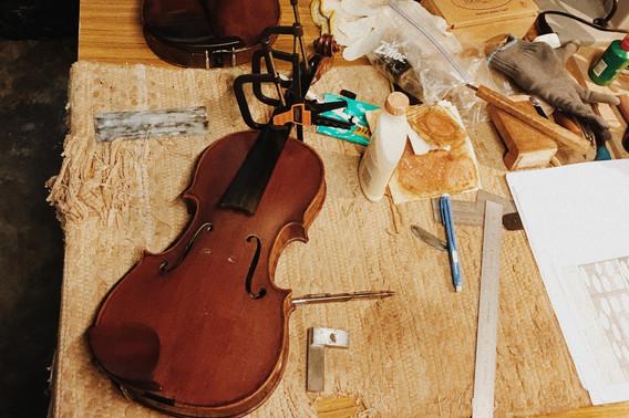 Shaojun Violin