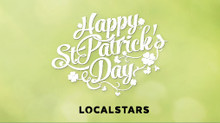 St Patrick's Day ads