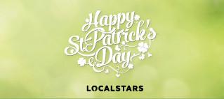 St Patrick's Day ads