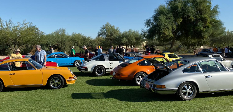Camelback Motor Show Porsche 2019