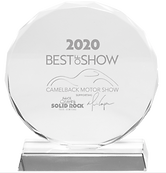 Camelback Motor Show Best of Show 2020 c