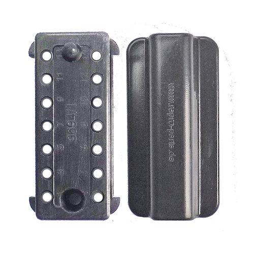 • Steckerrgehäuse Relaisplatte 14 pol. - 9694/1