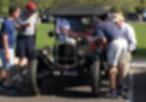 Camelback Motor Show 1924 Citroen 5CV Cl