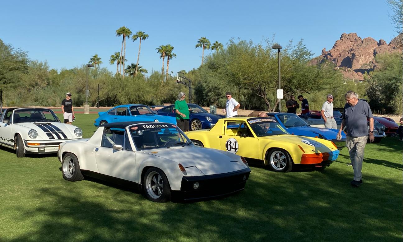Camelback Motor Show Porsche 2