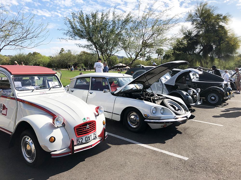 Camelback Motor Show Citroen