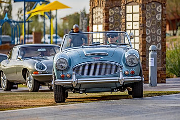 1967 Austin Healey Rob Main_Brett Donald