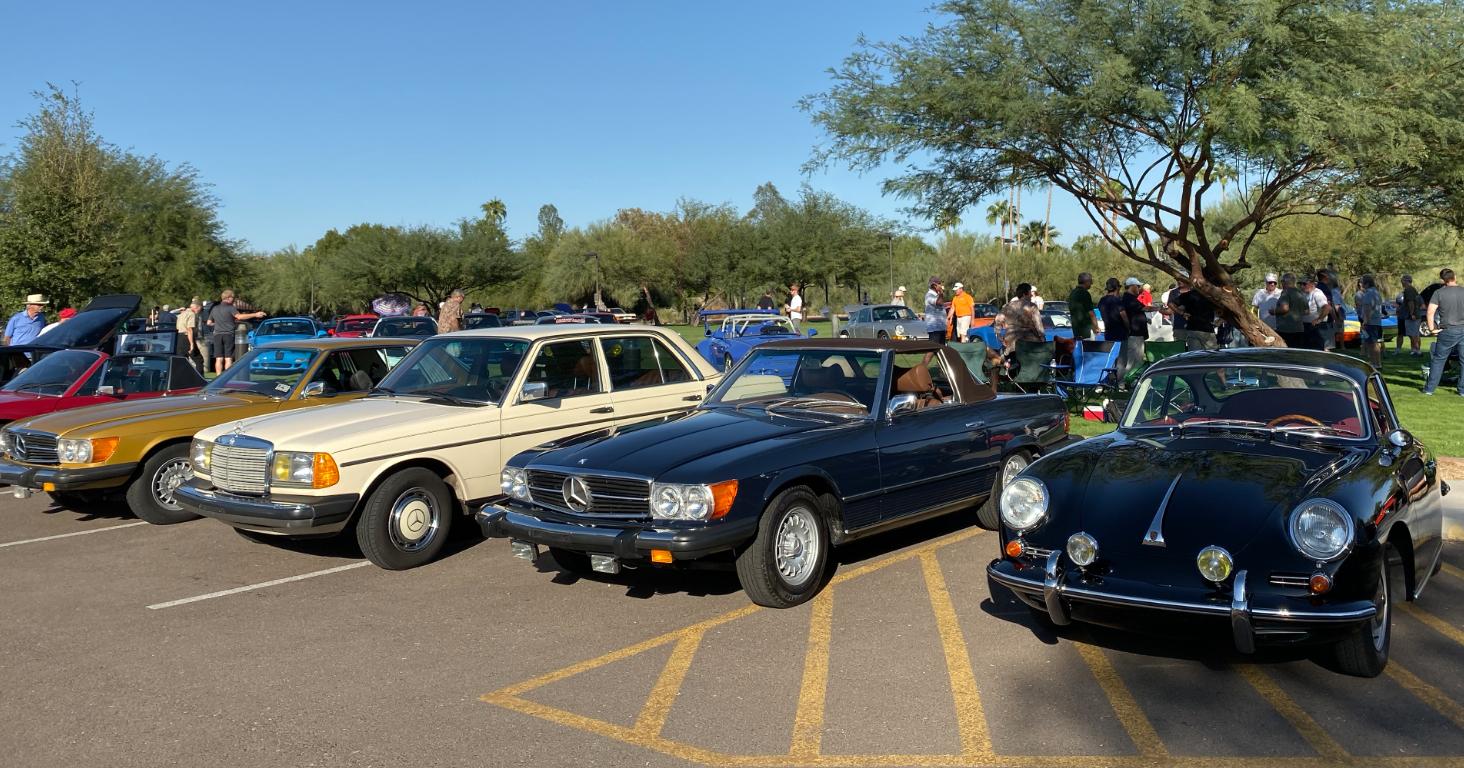 Camelback Motor Show Mercedes 2019