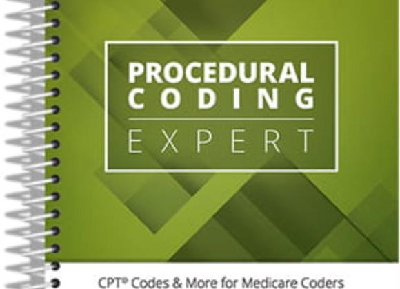 2020 Procedural Coding Expert