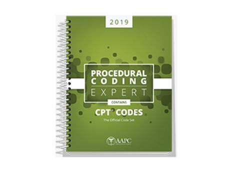 2019 Procedural Coding Expert