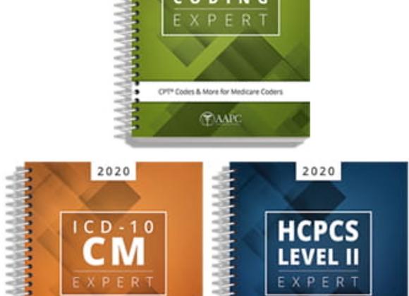 2020 Procedural Coding Expert, ICD-10-CM, HCPCS