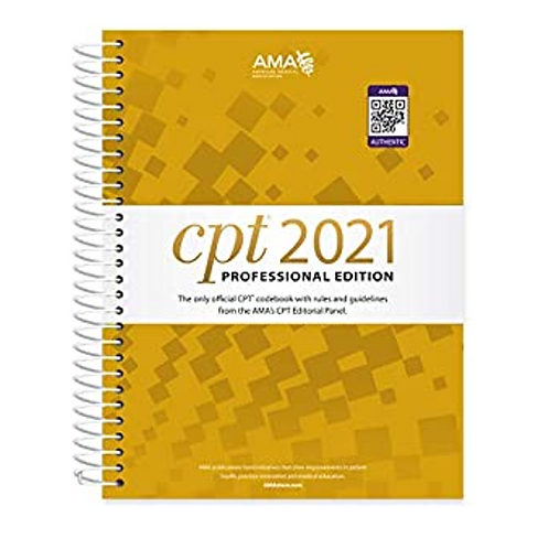 CPT 2021 Professional Edition