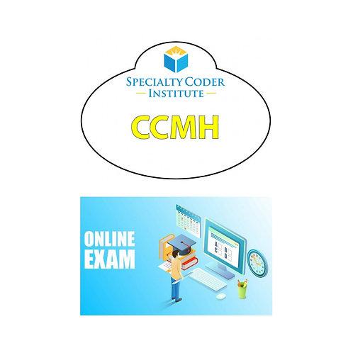CCMH exam