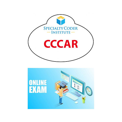 CCCAR exam