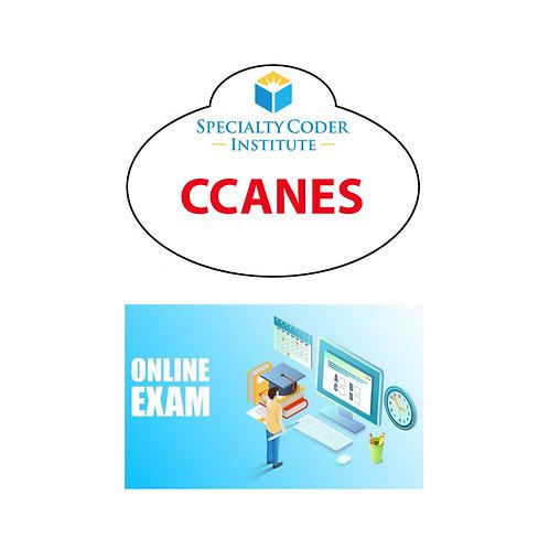 CCANES exam