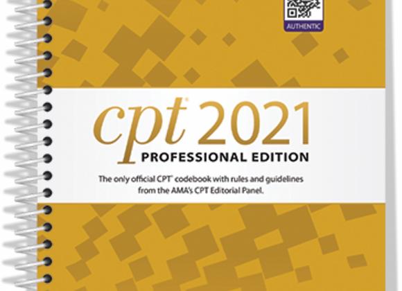 2021 CPT Professional